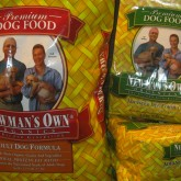 Newman's Own Dry Dog Food