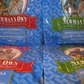 Newman's Own Dry Cat Food, 3 lb. bags